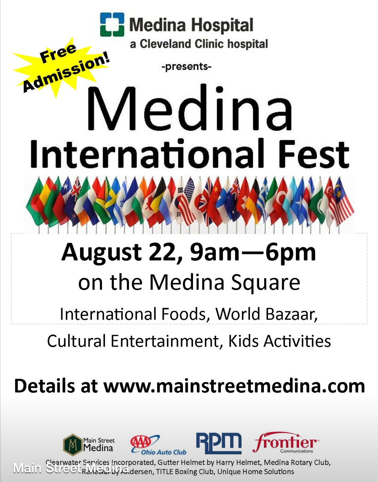 Photo of Medina International Fest