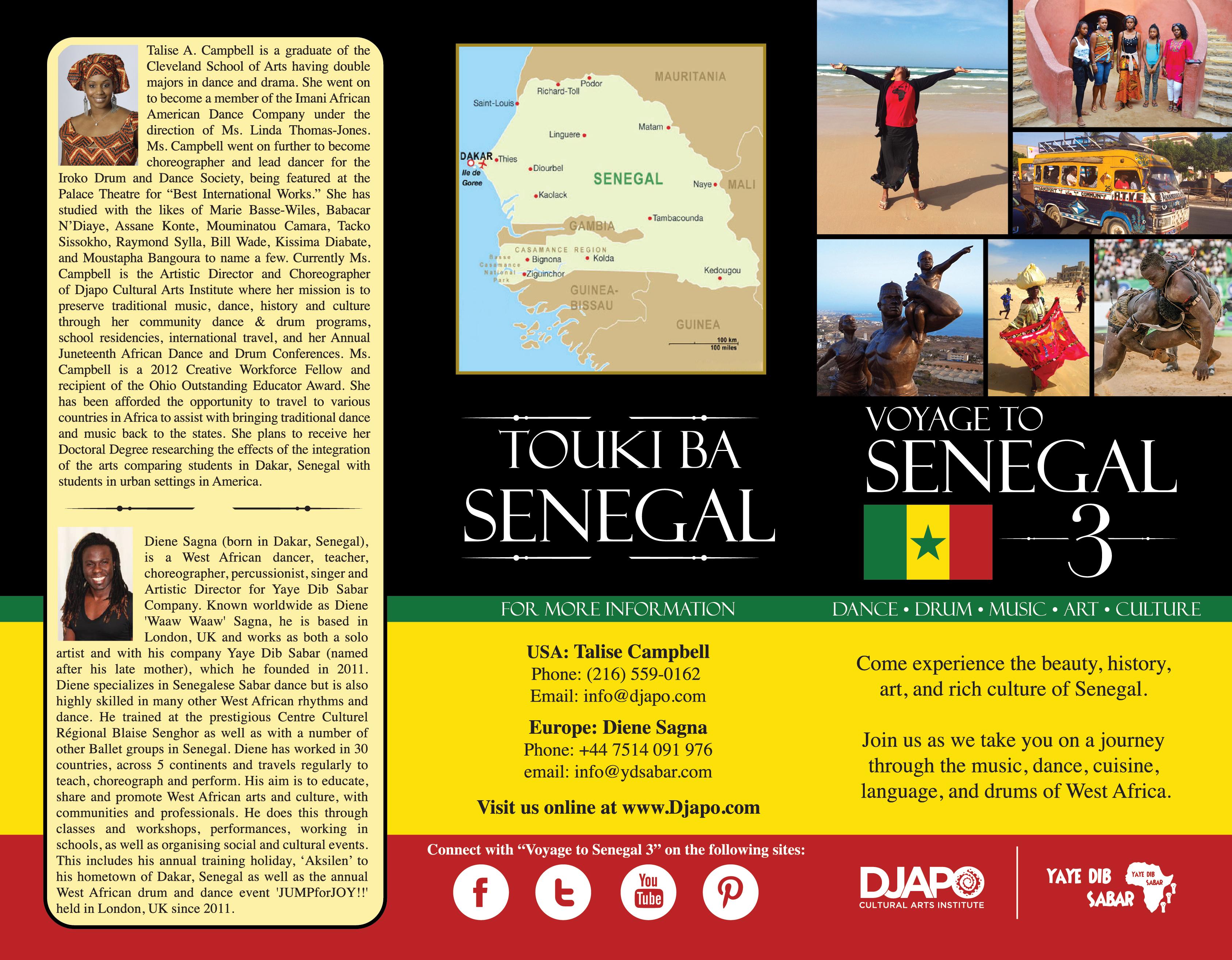 Djapo 2016 Senegal