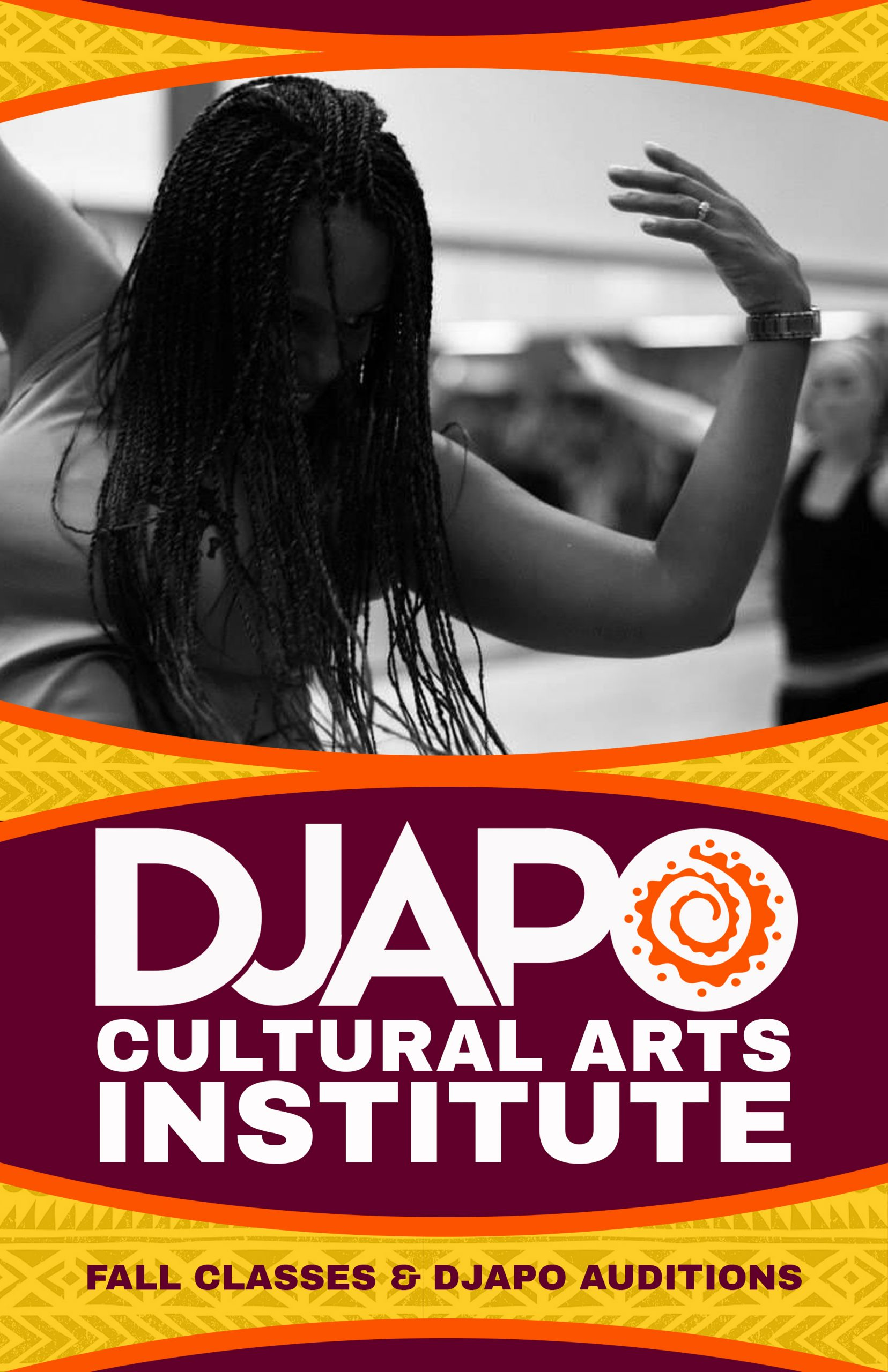 Djapo Fall Flyer 2020